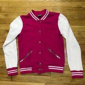 Hot Topic Varsity Jacket